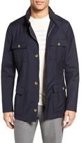 Eleventy Men's Stretch Nylon Field Jacket