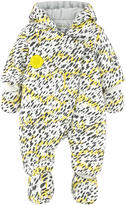 Kenzo Fleece-lined padded jumpsuit