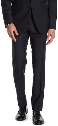 John Varvatos Bedford Navy Pinstripe Wool Suit Separates Trousers