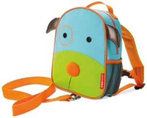 Skip Hop Dog Zoo Harness Mini Backpack
