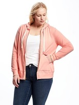 Old Navy Relaxed French Terry Plus-Size Hoodie