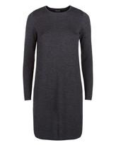 Jaeger Wool Milano Knit A-Line Dress