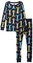 Tea Collection Bubu Fitted 2-Piece Pajama (Toddler, Little Boys, & Big Boys)