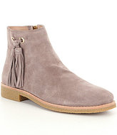 Kate Spade Bellamy Tasseled Booties