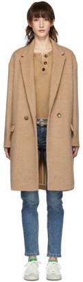 Isabel Marant Pink Filipo Coat