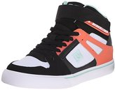 DC Spartan High EV Skate Shoe (Little Kid/Big Kid)