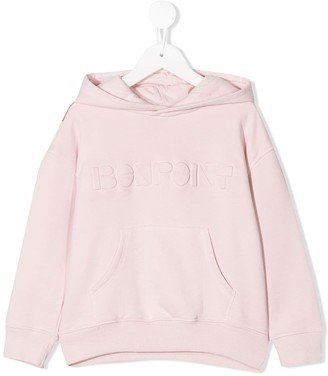 Bonpoint Embroidered Logo Top