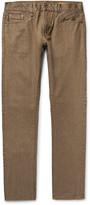 Jean Shop - Jim Skinny-fit Selvedge Denim Jeans
