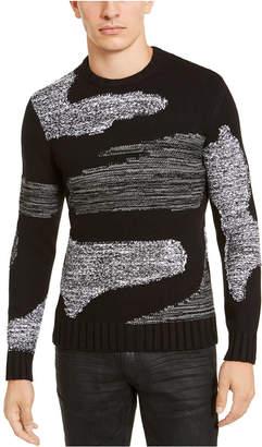 INC International Concepts Inc Men Allan Patterned Sweater