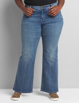 Lane Bryant Signature Fit Boot Jean - Medium Wash