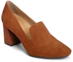 Aerosoles High Honor Block Heel Pumps Women's Shoes