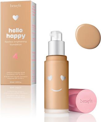 Benefit Cosmetics Hello Happy Flawless Brightening Foundation Spf15 30Ml 4 Medium Neutral