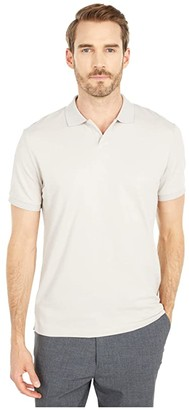 Selected Philip Short Sleeve Polo (Beetle Twisted) Men's Clothing