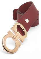 Salvatore Ferragamo Men's Calfskin Belt