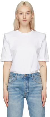 ATTICO White Bella T-Shirt