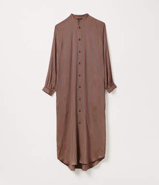Vivienne Westwood Arab Shirt Dress Aubergine