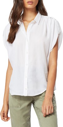 Habitual Nylah Collared Utility Shirt