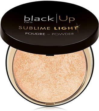 black Up Sublime Light Compact Powder
