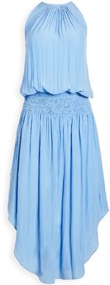Ramy Brook Audrey Cloud Blue Dress - XS