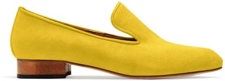 Thelma Town Slipper In Canary
