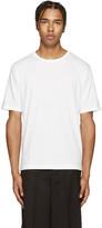Issey Miyake White Bio T-Shirt