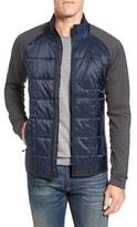 Smartwool Men's 'Corbet 120' Water Resistant Mixed Media Jacket