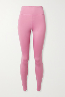 Nike One Luxe Dri-fit Leggings - Pink