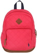 Ralph Lauren Quilted Nylon Backpack