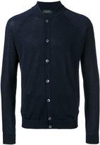 Zanone buttoned cardigan - men - Cotton - 52