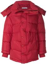 Balenciaga padded swing coat