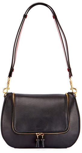 Anya Hindmarch Vere Satchel Bag, Black