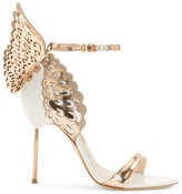 Sophia Webster Evangeline Winged Leather Sandals