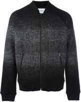 Dondup knit detail bomber jackets