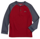 Under Armour Toddler Boy's Waffle Henley