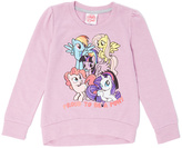 Jerry Leigh My Little Pony Friendship Pals Pullover - Girls