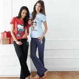 Betty Boop Blue Tee & Pant Lounge Set