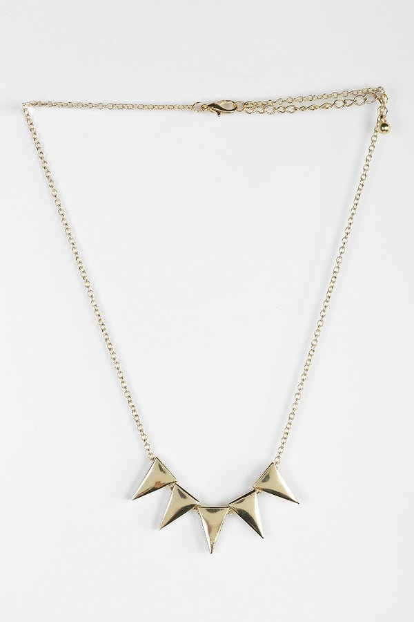Urban Outfitters Triangles Necklace
