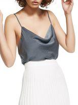 Bardot Sleeveless Drape Top