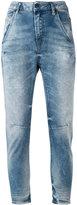 Diesel Fay boyfriend jeans - women - Cotton/Polyester/Spandex/Elastane - 23