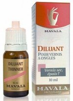 Mavala Thinner for Nail Polish 0.34 Ounces
