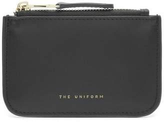 THE UNIFORM Leather Zip Purse