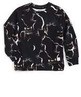Molo Marina Moon Cats Sweatshirt