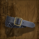 Denim & Supply Ralph Lauren Brett Braided Leather Belt