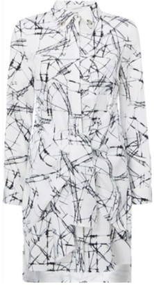 Whyte Studio The Spoke Shirt Dress