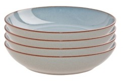 Denby Heritage Terrace Set of 4 Pasta Bowls