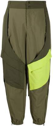 Nike Colour-Block Utility Trousers