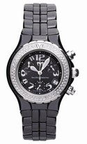 Technomarine Women's DTLCCB02C MoonSun Ceramic Mini Diamond Watch