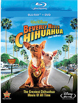 Disney Beverly Hills Chihuahua - Blu-Ray 2-Disc Combo Pack