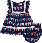 Hatley Spring Pennants Dress