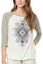 O'Neill Women's Magnolia Graphic Tee - Naked Long Sleeve Shirts
